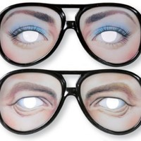 Weirdo Glasses (Set of 2) His or Hers
