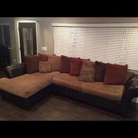 Sectional couches!