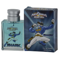 Power Rangers By Shark Edt Spray 3.4 Oz