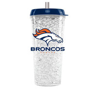 Duckhouse Crystal Tumbler With Straw -  Denver