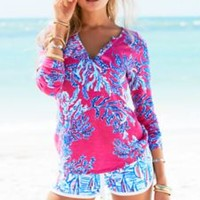 Kirby Top - Lilly Pulitzer