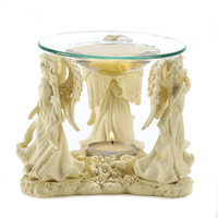 Angelic Trio Candle Warmer