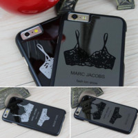 Marc Jacobs Lace Bra Top Mirror Case for iPhone