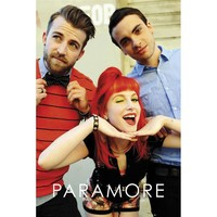 Paramore Domestic Poster