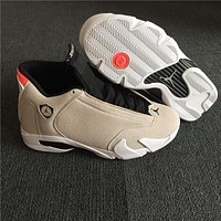Air Jordan 14 Retro Desert Sand Basketball Shoe 40 47 | Best Deal Online