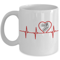 Military - Army Grandfather - Lifeline - Mug