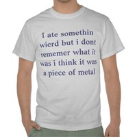 ITS ONE OF THOSE DAYS T-SHIRT from Zazzle.com
