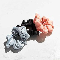 Satin Scrunchie Set - Urban Outfitters