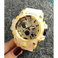 G-SHOCK Fashion Women Men Cool Movement Watch Wristwatch 1#