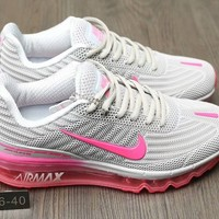 """Nike Air Max -05"" Women Sport Casual Fashion Air Cushion Cushioning Running Shoes Light Sneakers"