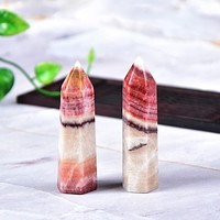 Love and Healing Natural Rhodochrosite Point