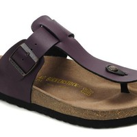 Birkenstock Medina Sandals Artificial Leather Purple