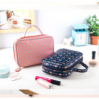 Ardium Pattern cosmetic make up pouch bag