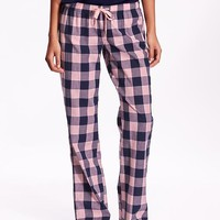 Old Navy Womens Patterned Lounge Pants