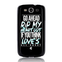IPC-310 - If You Don't Know - 5SOS - 5 Seconds of Summer - iPhone 4 / 4S / 5 / 5C / 5S / Samsung Galaxy S3