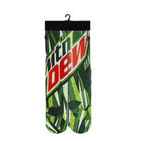 All Over Print Mountain Dew Basketball socks 3D socks popular fashion harajuku graphic long socks women men casual socks