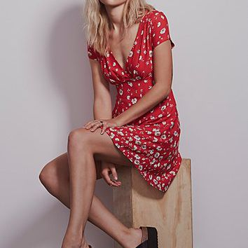 Free People Womens Ruby Tuesday Mini Dress