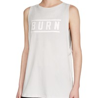 Under ArmourStudio Burn Muscle Tee