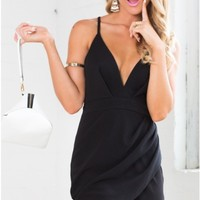 Deadlock dress in black