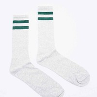 Carhartt College Socks in Grey and Green - Urban Outfitters