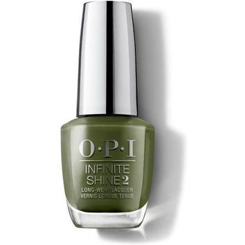 OPI Infinite Shine - Olive for Green - #ISL64