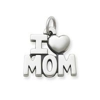 I Love Mom Charm | James Avery