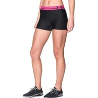 Under Armour Women's HeatGear Armour 3'' Compression Shorts | DICK'S Sporting Goods