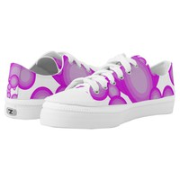 The Violet 70's year styling Low-Top Sneakers