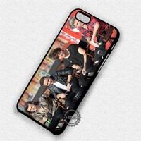Without Zayn One Direction - iPhone 7 6 Plus 5c 5s SE Cases & Covers #music #1d