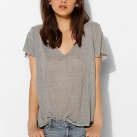 BDG Mid-Rise Shortie Short - Starfish - Urban Outfitters