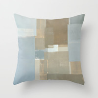 Pretend Throw Pillow by T30 Gallery