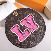 KUYOU LOUIS VUITTON key chain can be used to make shoulder strap extension chain 59056 LV