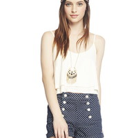 Almost Famous High Waisted Shorts | Wet Seal