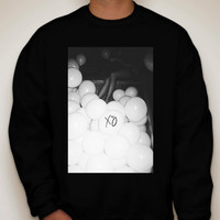 "The Weeknd ""XO"" Crewneck Sweatshirt"