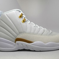 KUYOU Air Jordan 12 Retro OVO White