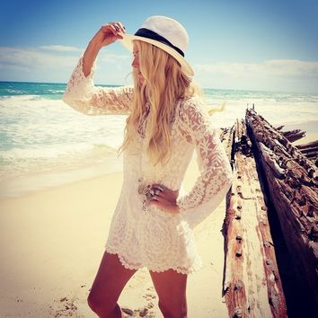 Commemorative Bell Sleeve Dress Style pic by gypsylovinlight on Free People