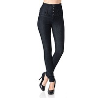 Pasion Women's Jeans - Push Up - Skinny - Style K055