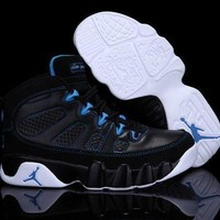 DCK7YE Nike Jordan Kids Air Jordan 9 Retro 302370-102 Kids Sneaker Shoe US 11C - 3Y