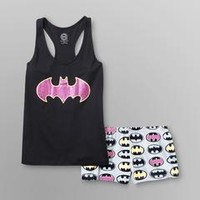 Batman Women's Short Pajamas