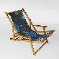 Dance All Night Sling Chair by duckyb