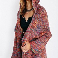 Rainbow Knit Cardigan