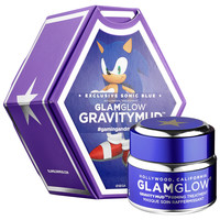 Sephora: GLAMGLOW : GRAVITYMUD™ Firming Treatment Sonic Blue : facial-treatment-masks