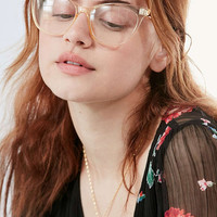 Camille Cat-Eye Readers   Urban Outfitters