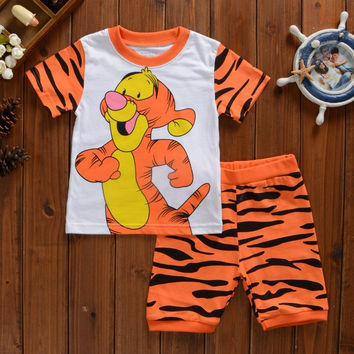 Winter Children Cotton Sleeve Home Set [6324916484]