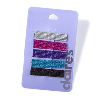 Glitter Bobby Pins Set of 30  | Claire's