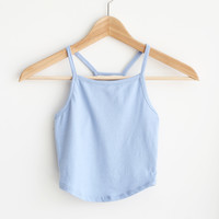Sage Crop Tank - More Colors