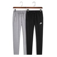 NIKE fashion casual pants