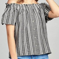 Besso Off the Shoulder Top