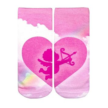 Cupid Ankle Socks