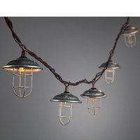 Hood & Cage String Light 10CT